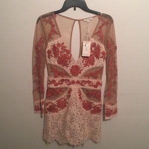 For love and lemons matadore tulle dress